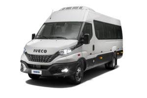Iveco Bus apresenta as versões Daily de 4,2 t e 5 t de PBT