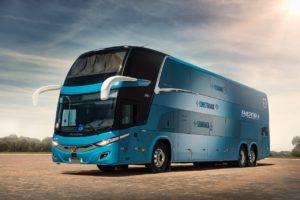 Volvo renova sua gama de chassi de ônibus rodoviários