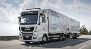 MAN Trucks anuncia testes com caminhões autônomos