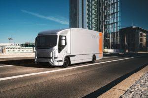 Tevva é a nova marca de caminhão elétrico na Europa